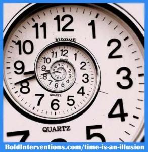 Time Spinning Away