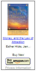 Money and the Law  of Attraction by Abraham Hicks