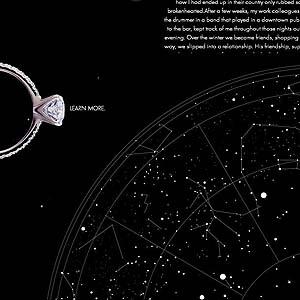 Brian Gavin Diamonds Contest Written in the Stars