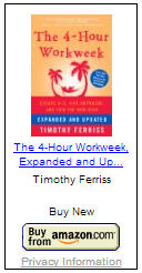 Four Hour Work Week, Timothy Ferris